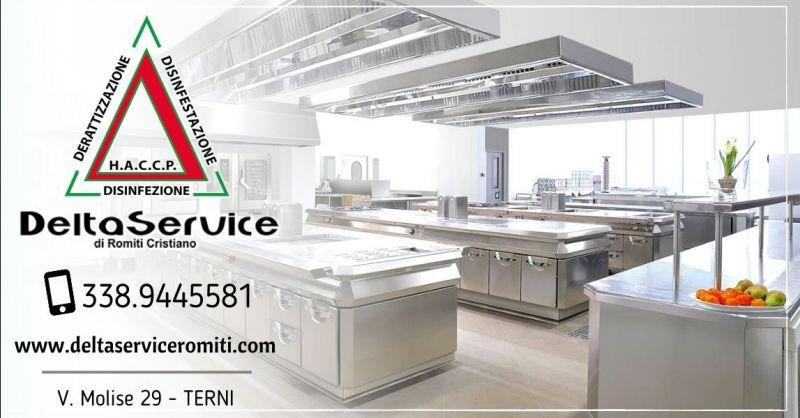 Offerta fornitura attrezzature per ristorazione Terni - Occasione assistenza tecnica frigoriferi centri cottura