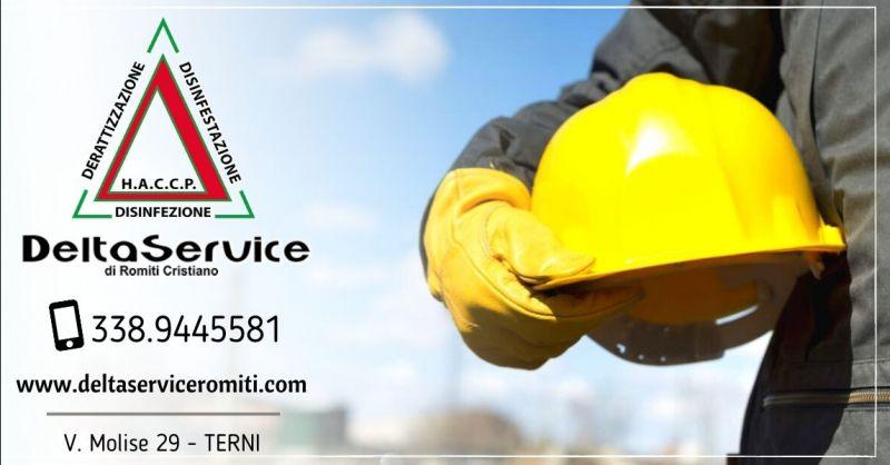 Offerta corso di formazione professionale sicurezza sul lavoro Terni - Occasione corso patentino muletto Terni