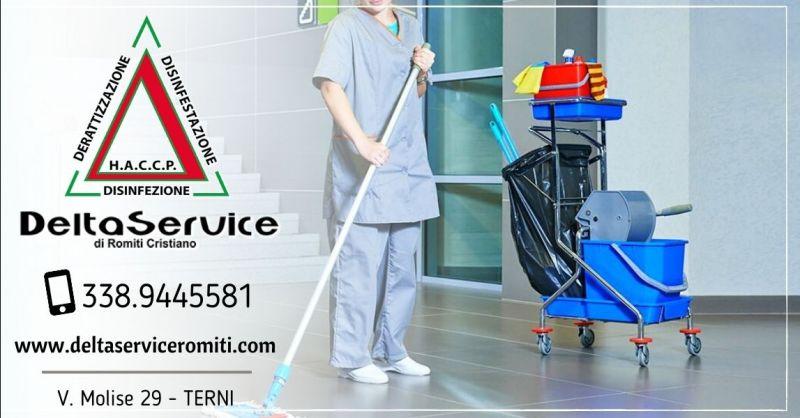 Offerta servizio pulizie palazzi condominiali Terni - Occasione ditta specializzata in pulizie di condomini Terni