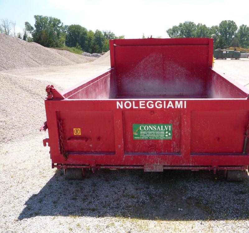 CONSALVI offerta Noleggio cassoni Assisi - Offerta noleggio cassoni per rifiuti edili Assisi