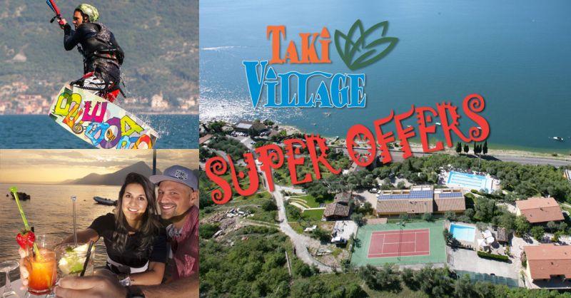 Offerta Vacanza last minute Lago di Garda - Occasione Corso di Kitesurf sul lago di Garda