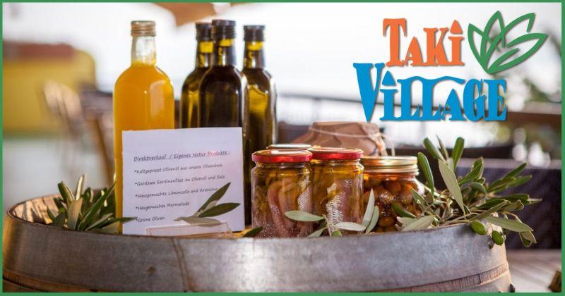Angebot Herstellung von selbstgemachten Marmeladen, Olivenöl Extra Vergine - Fintefilets in Öl