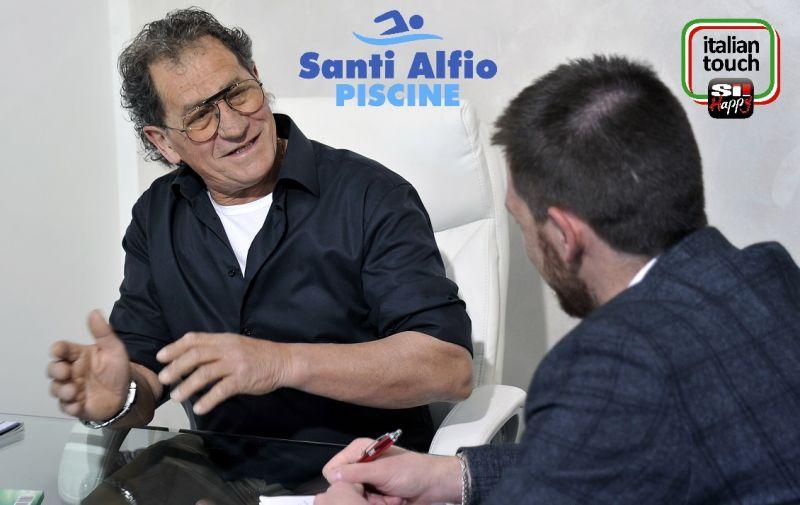 Alfio Santi has been constructing swimming pools. Experience work around the world.