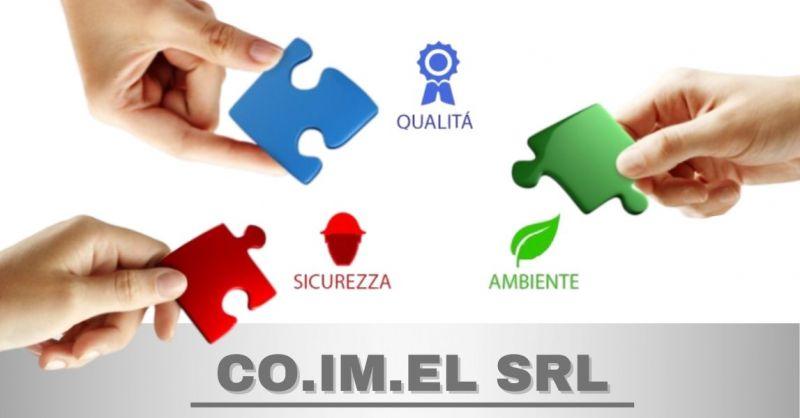 COIMEL - Offerta responsabile di gestione aziendale integrata Terni Coimel srl