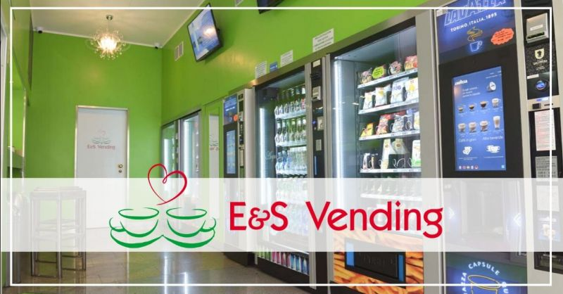 Offerta fornitura distributori automatici in franchising - Occasione progettazione negozio distributori automatici